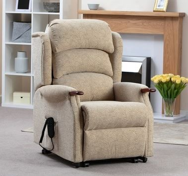 The Knuckle Arm Dual Motor Riser Recliner