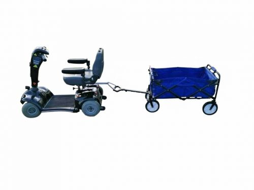 SCOOTER TRAILER - IDEAL FOR THE FISHERMAN